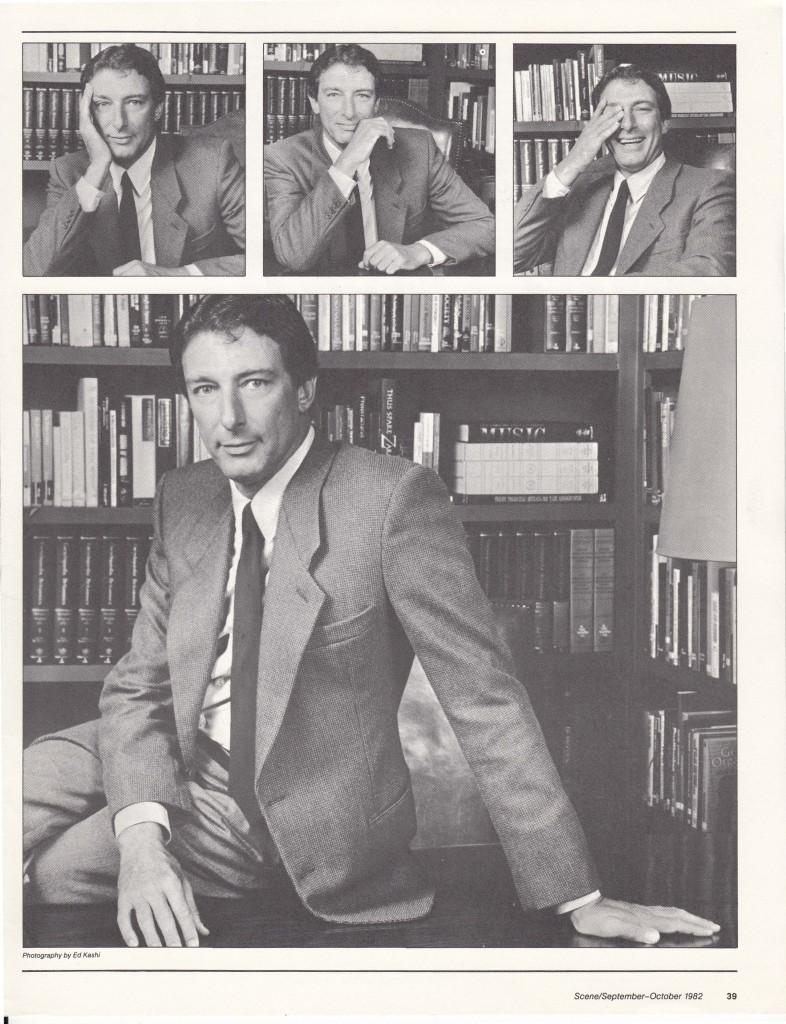 Werner Erhard 1982